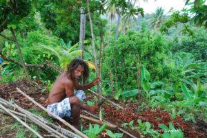 Kalinaga villager. Photo by Tonya Fitzpatrick