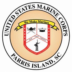 Parris Island Marine Corps depot