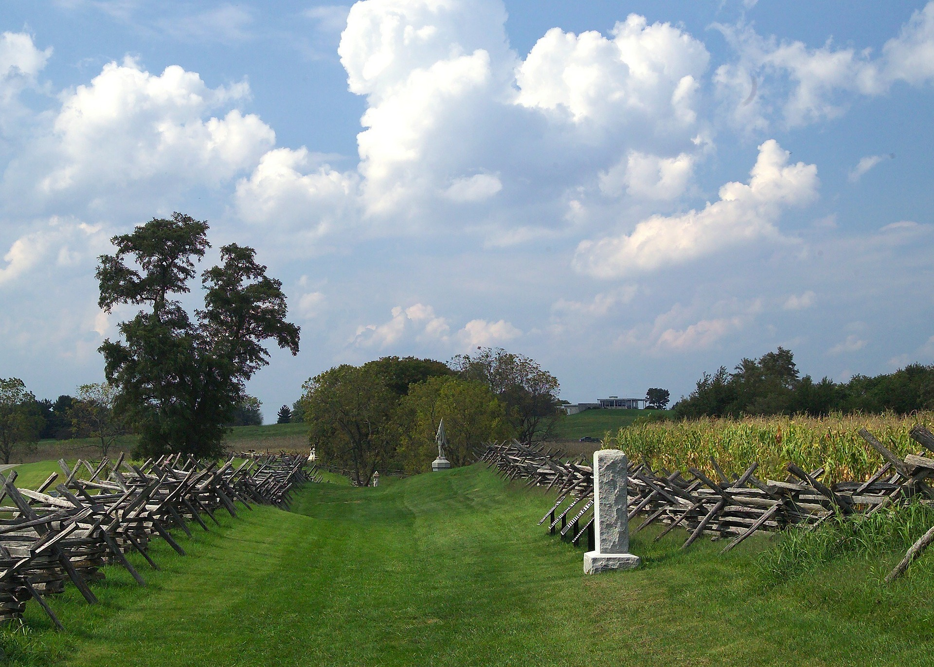 Antietam Civil War site