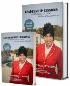 Book Cover - Dr. Betty Moseley Brown