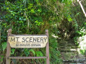 """""""Mount Scenery Hiking Trail Beginning"""" by puroticorico is licensed under CC BY-SA 2.0"""