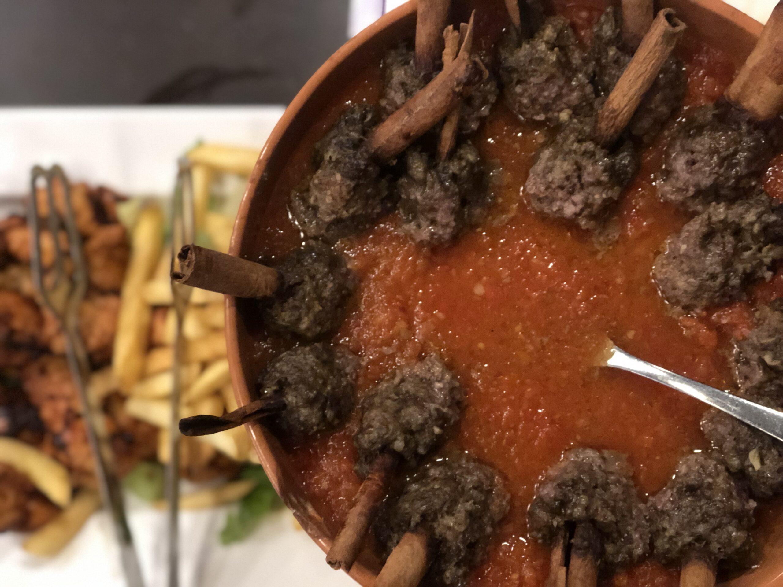 Palestine food - Zarb