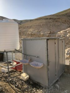 Sea-Level Bedouin Camp. Photo: Alicia-Rae Light