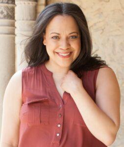 Kimberly Stone smiley