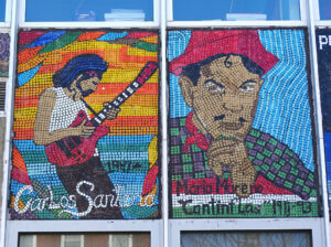 """""""Murals of Carlos Santana and Jose Cantinflas - Pilsen - Chicago - Illinois - USA"""" by Adam Jones, Ph.D. - Global Photo Archive is licensed under CC BY-SA 2.0"""