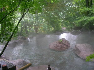 """""""Onsen@yuhuin"""" by cytech is licensed under CC BY 2.0"""