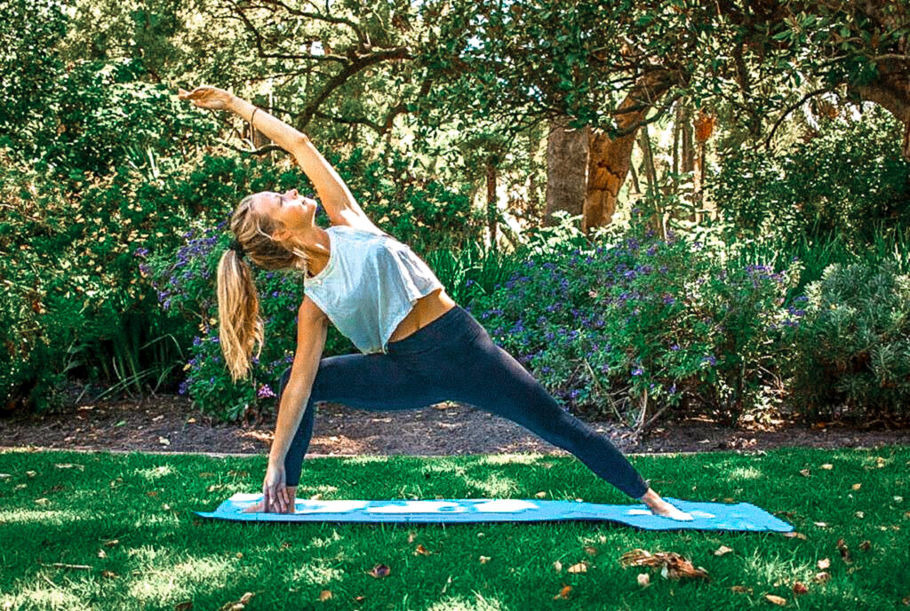 Re-aligning the mind, body, and soul with yoga