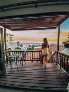 Staycation views