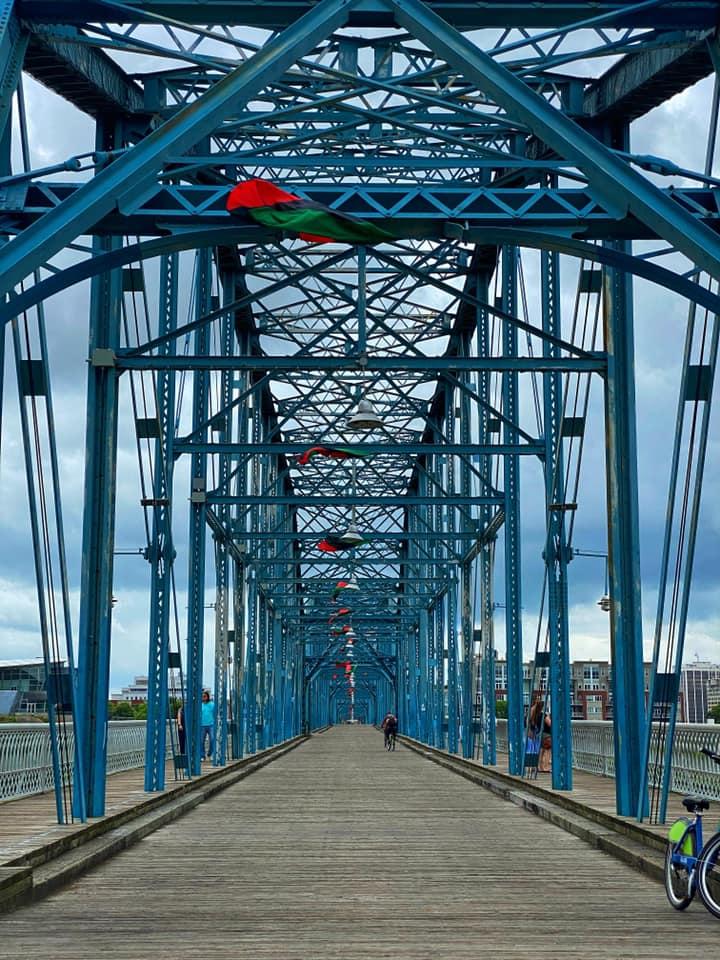 Chattanooga Walnut Street Bridge. Photo: Terri Marshall