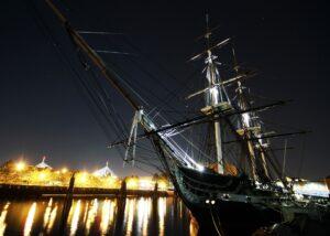 uss-constitution-Boston-harbor