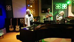 Terrell at Muscle Shoals Sound Studio. Photo: Kathleen Walls