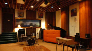 Studio A in FAME. Photo: Kathleen Walls