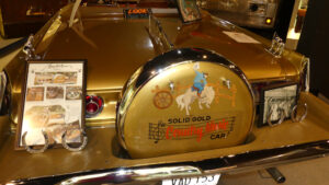 Solid Gold car photo taken by Kathleen Walls