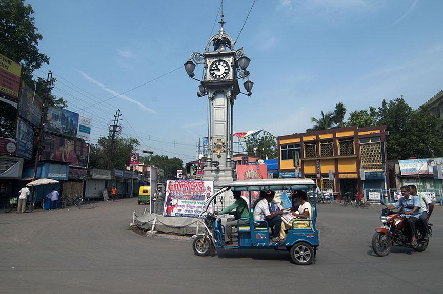 The majestic Clock Tower of Chinsurah. Photo: Sugato Mukherjee