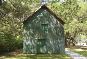 Gin House. Photo courtesy of McLeod Plantation Historical Site