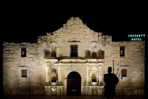 """The vibrant atmosphere of San Antonio, Texas presents a rich mixture of history and culture. It is alternatively known as the """"Alamo City,"""" the """"River City,"""" the """"Mission City,"""" and """"Military City, U.S.A.""""."""