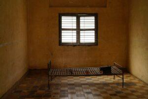 Tuol Sleng Prison.