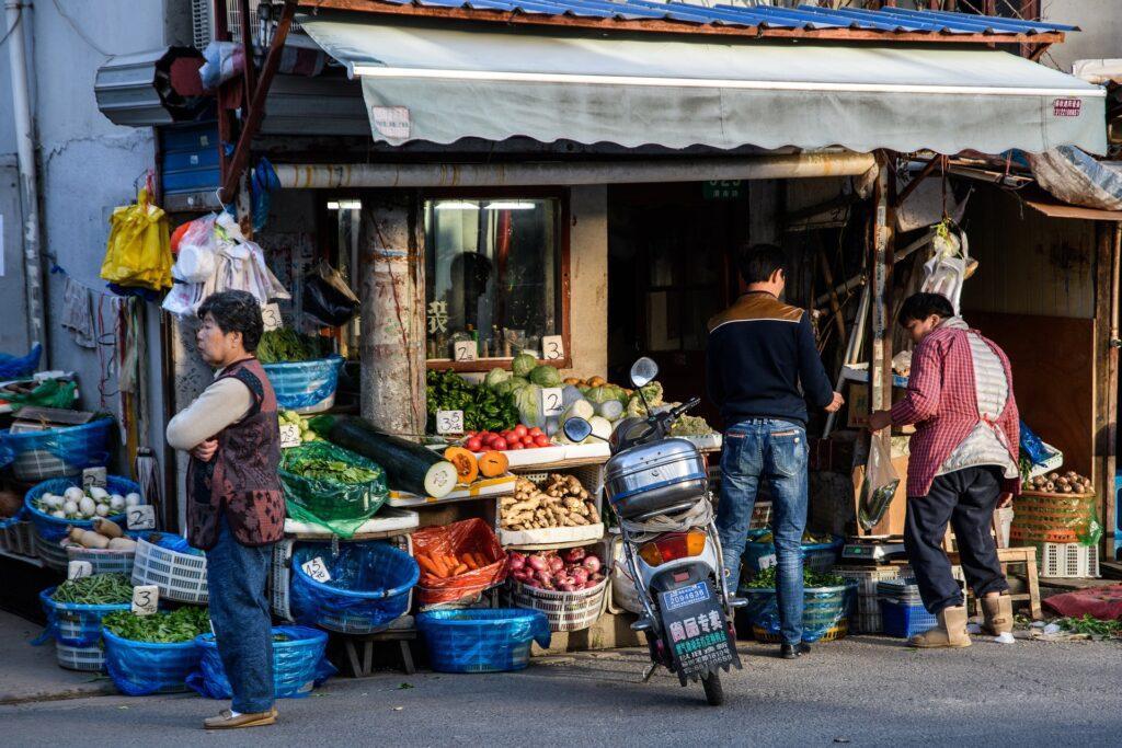 Chinese market