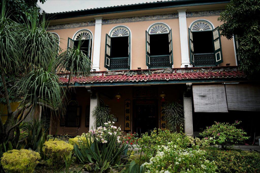 Tjong Afie Mansion. Photo: Nayla Azmi