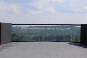 9/11 Flight 93 Memorial. Photo Credit NPS Public Domain