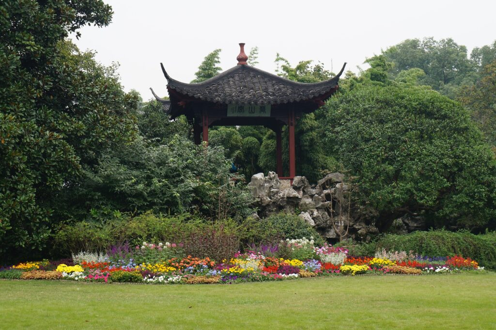 hangzou-China-garden