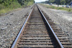 Houston Texas railroad crossing