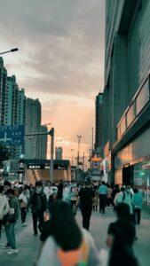 lanzhou-city-crowds